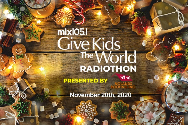 Give Kids the World Radiothon