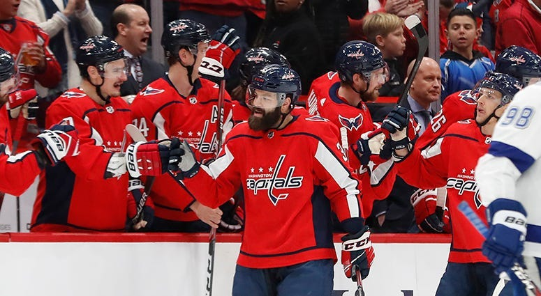 The Capitals' biggest strength is their ability to adapt