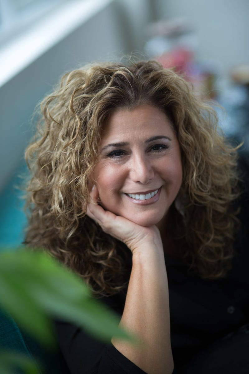 Art With  A Heart Executive Director Randi Pupkin