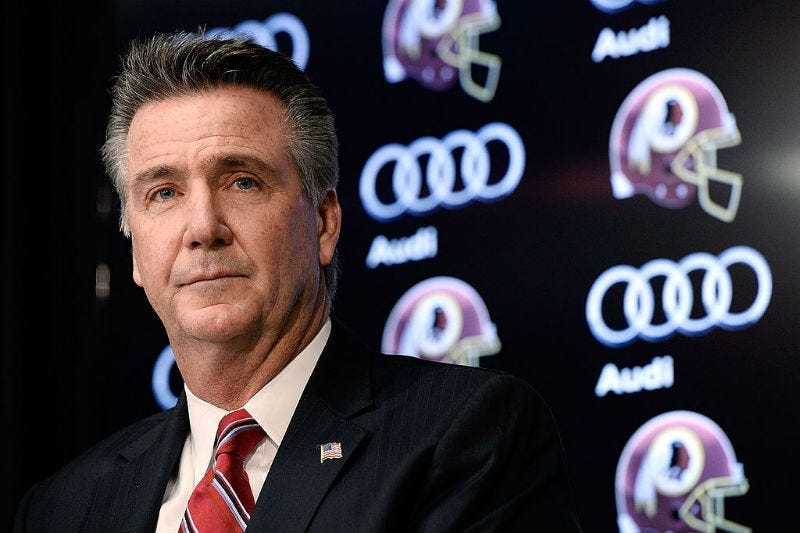 This might be the most outrageous Bruce Allen quote yet