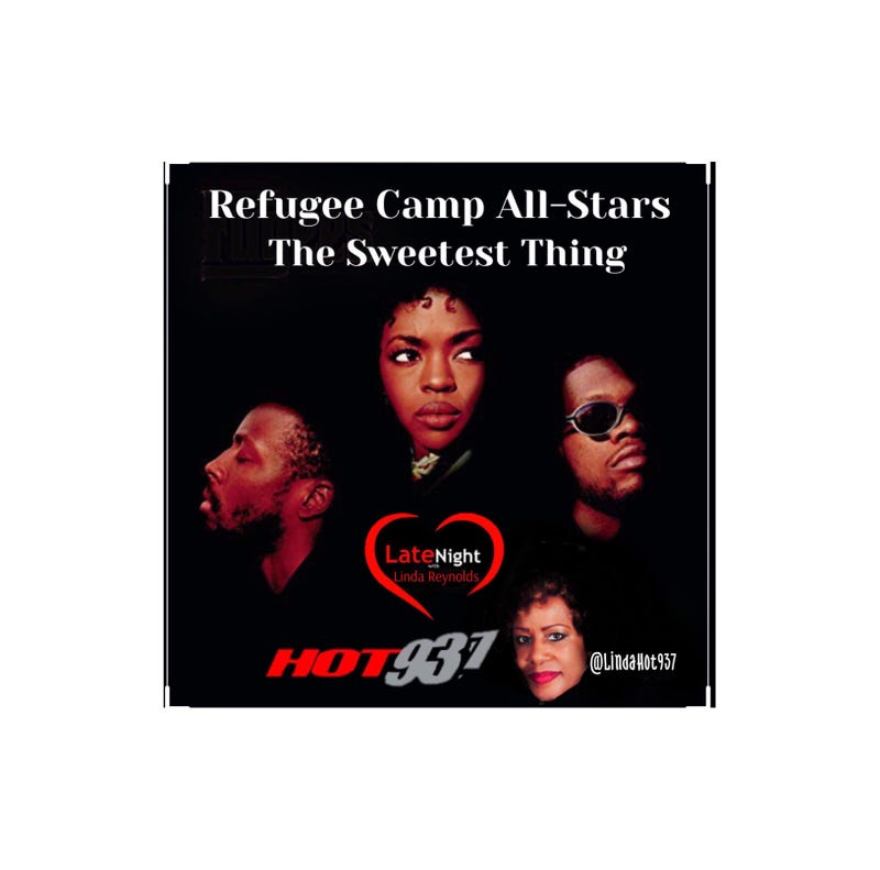 Refugee Camp All-Stars 1st on Late Night Love