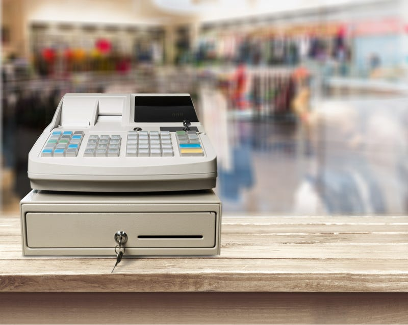 cash register business