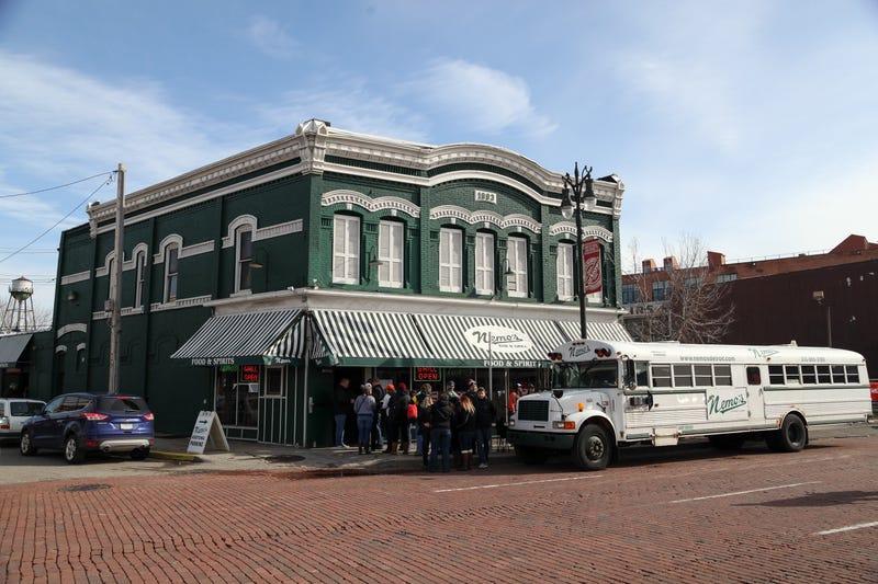 Nemo's bar and restaurant in Detroit
