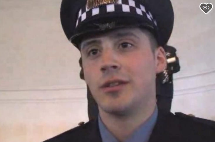 Chicago Police Officer Robert Rialmo