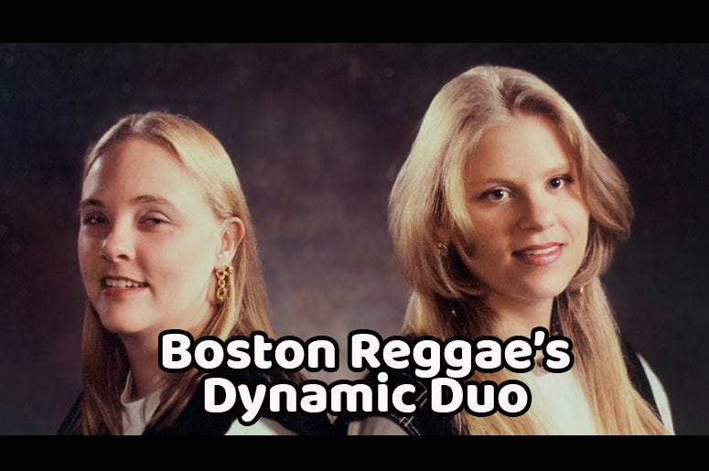 Robin and Lisa - Boston's Reggae and Dancehall Dynamic Duo
