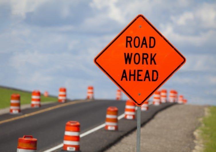 Homestead Grays Bridge Rehabilitation Continues Tonight