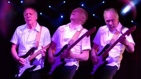 Robin Trower (Rescheduled from 10/22/2020)