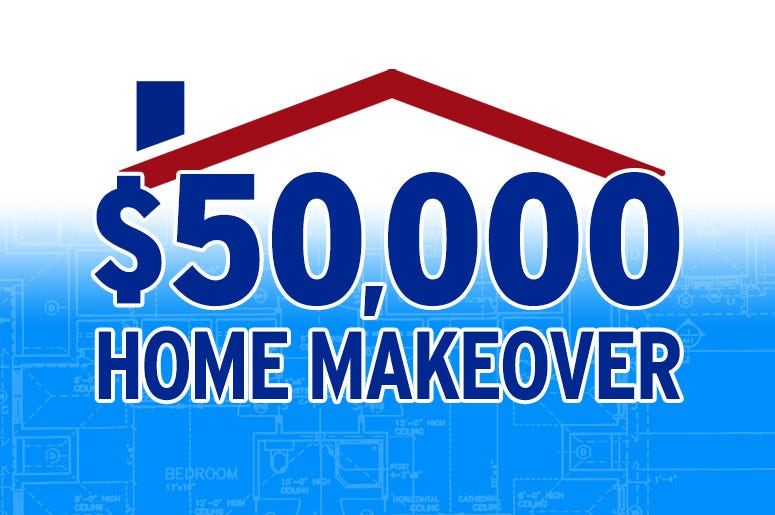 $50,000 Home Makeover Wish List contest