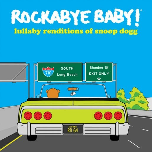 Rockabye Baby! Snoop Dogg