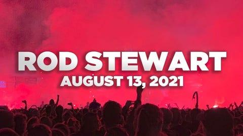 CONCERT: Rod Stewart