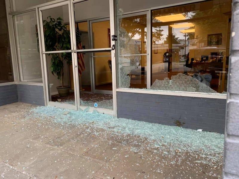 Republican Party headquarters vandalized in Richmond