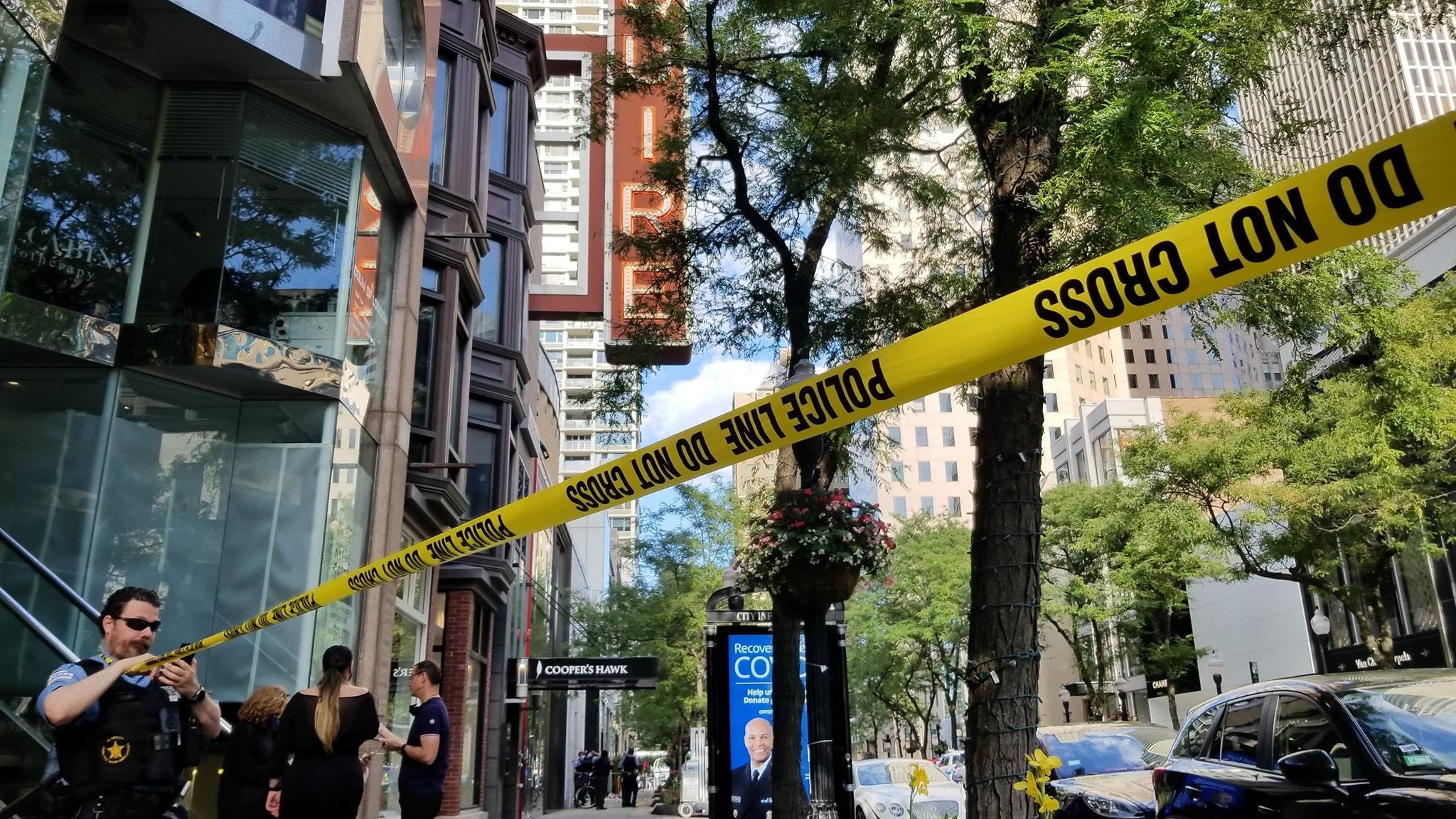 1 Dead, 2 Wounded In Drive-By Shooting Near Mag Mile