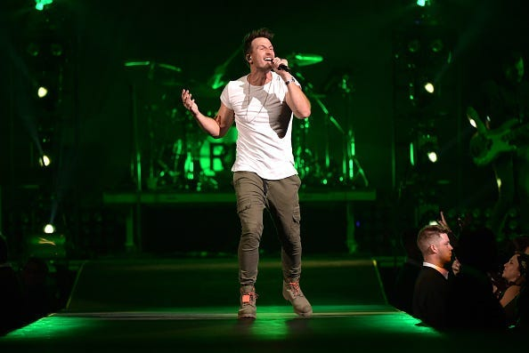 Russell Dickerson, New Music, Sophomore Album, RD2