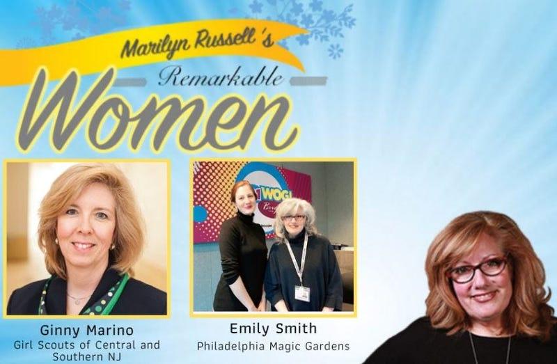 Remarkable Women - Ginny Marino and Emily Smith