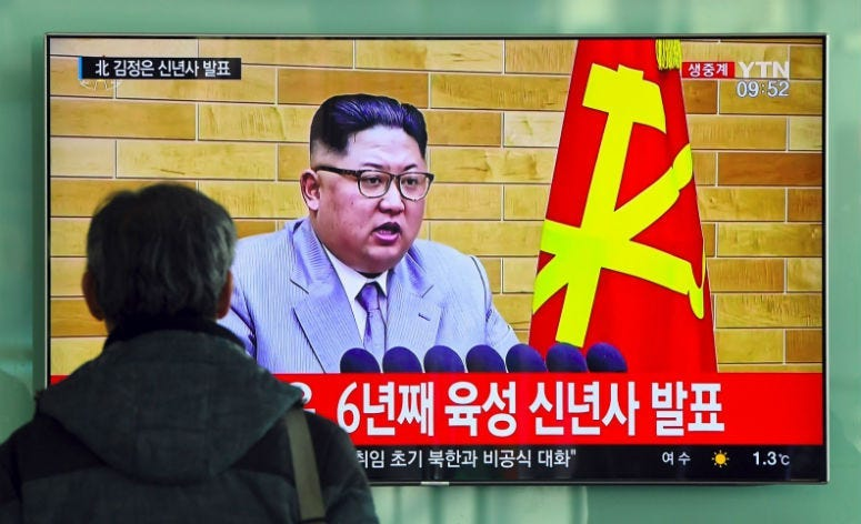 "North Korean leader Kim Jong Un has inspected and directed a ""new tactical guided weapons firing test,"" according to a report from the country's state media."