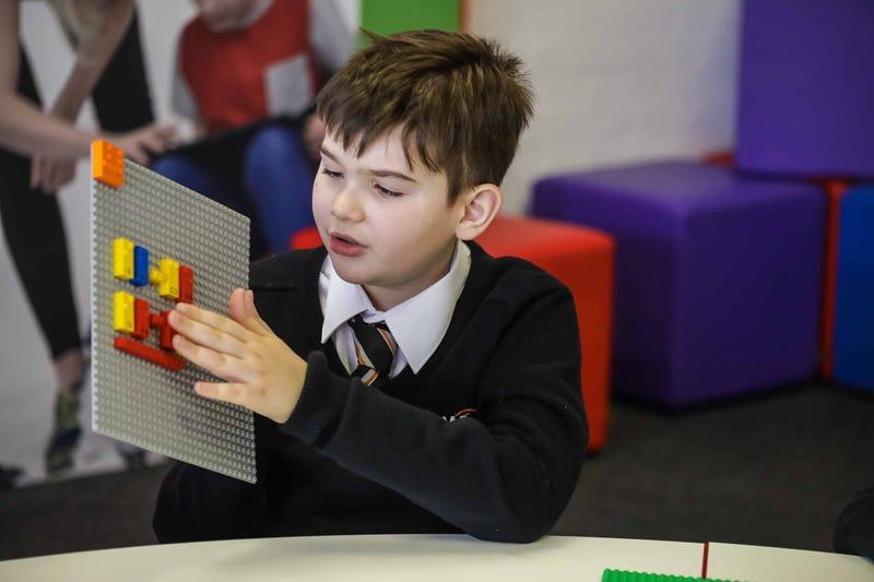 Lego's Braille Bricks