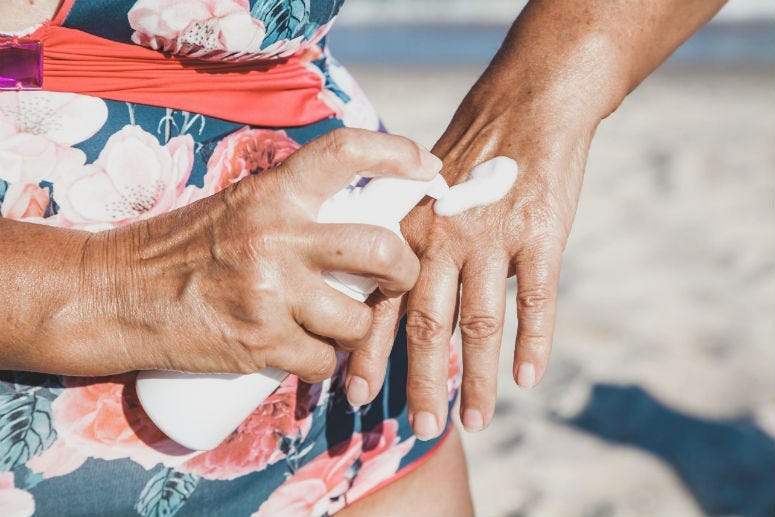 It took just one day of use for several common sunscreen ingredients to enter the bloodstream at levels high enough to trigger a government safety investigation, according to a pilot study.