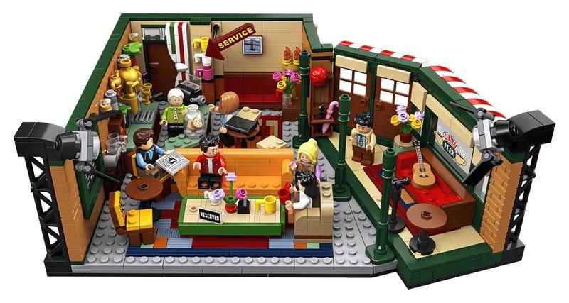 """Friends"" Lego Set"