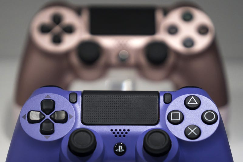 Wireless Controller Playstation 4