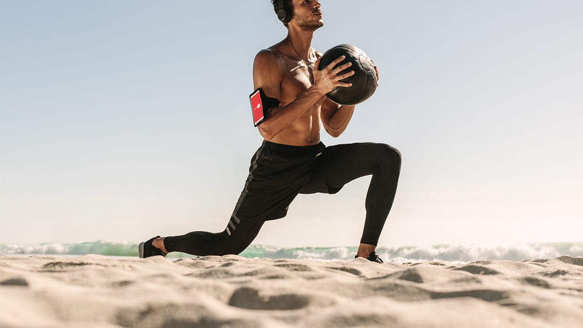 Keep up with your fitness long after summer with this top-rated wellness app