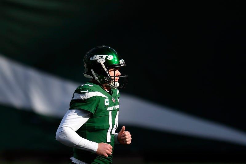 Sam Darnold Jets