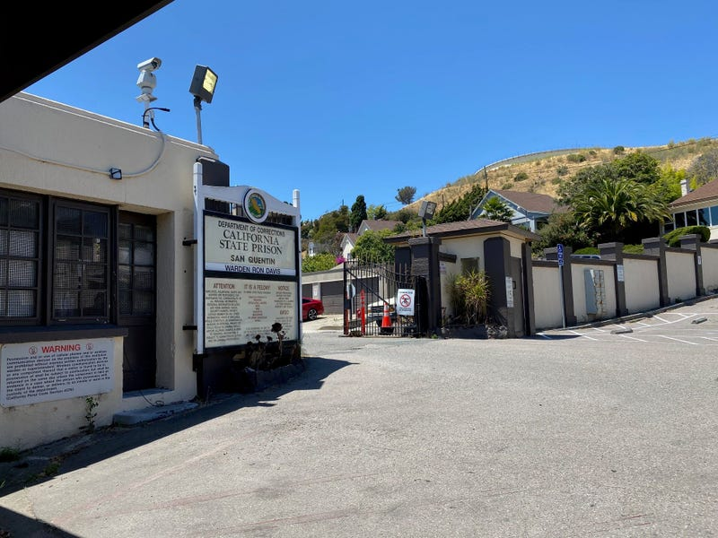 Nearly 700 inmates have been released from San Quentin as officials try to slow an outbreak