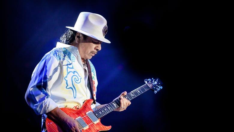 Santana with Earth, Wind & Fire