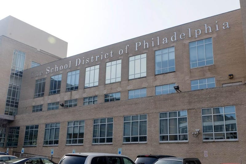 School District of Philadelphia building