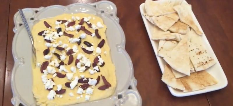 Trish's Dishes, Hummus