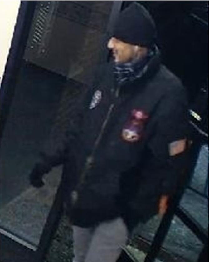 Queens elevator assault suspect