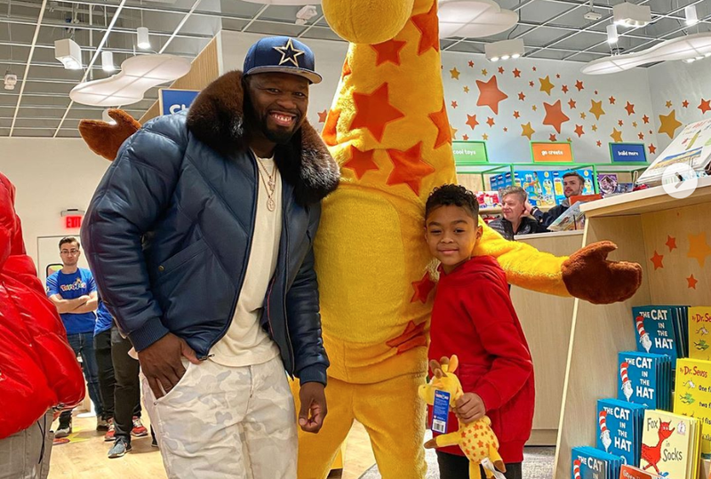 50 Cent Toys R Us