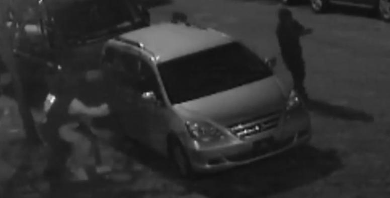 Shocking Brooklyn robbery