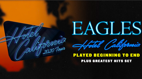 EAGLES - NIGHT 2 (NEW DATE!)