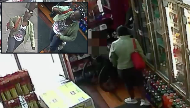 Woman in wheelchair robbed in the Bronx