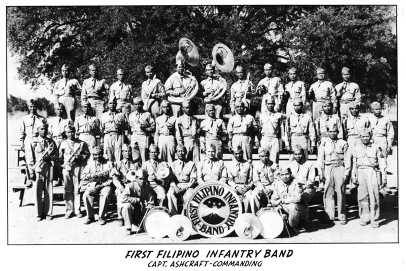 1st Filipino Battalion, US Army
