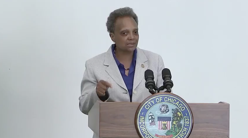 Mayor Lightfoot, TheResurrection Project and Open Society Foundations announced Wednesday a new cash assistance program for Chicago residents.
