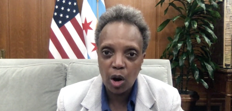 In response to the outcry over police brutality, the U.S. Conference of Mayors has launched a new police reform and racial justice working group. Mayor Lori Lightfoot is one of the mayors spearheading this initiative.