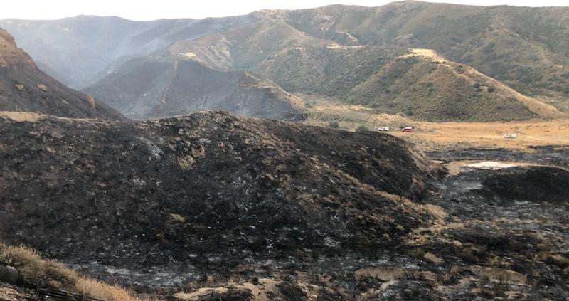 Soledad Fire (KNX)