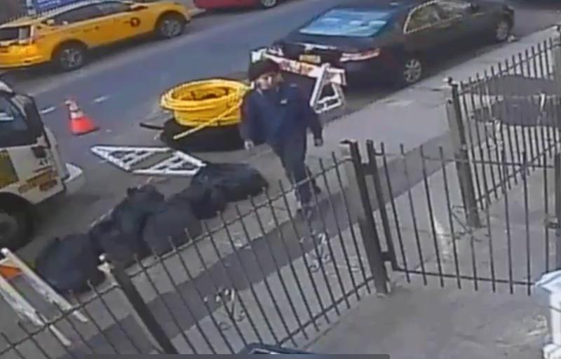 Attempted rape suspect Queens