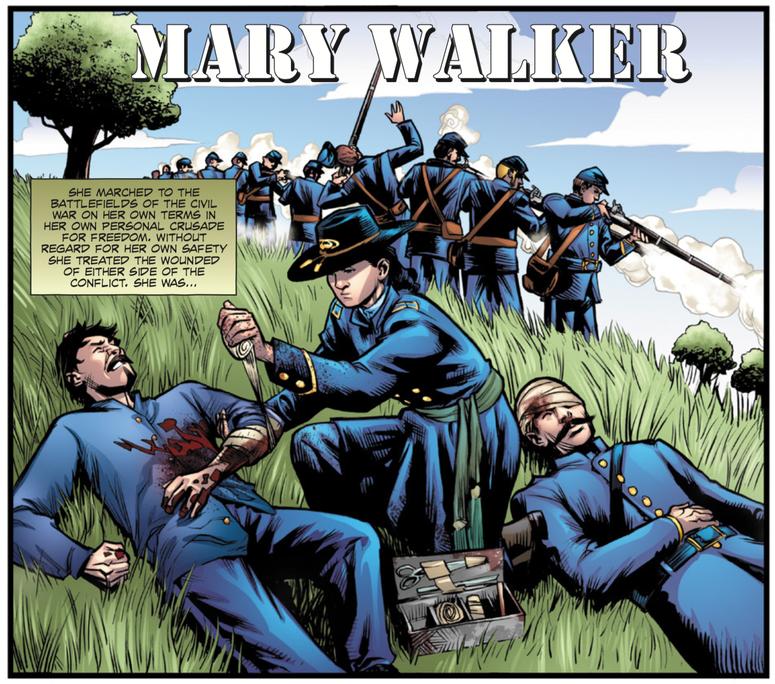 Mark Walker graphic novel