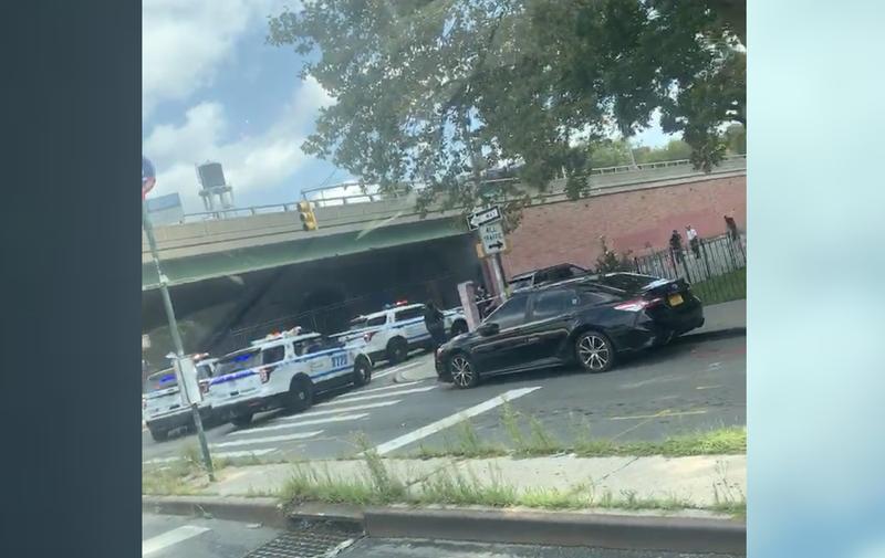 Bronx cyclist hit-and-run