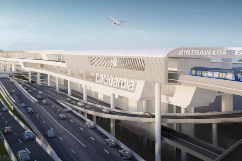 Airtrain rendering