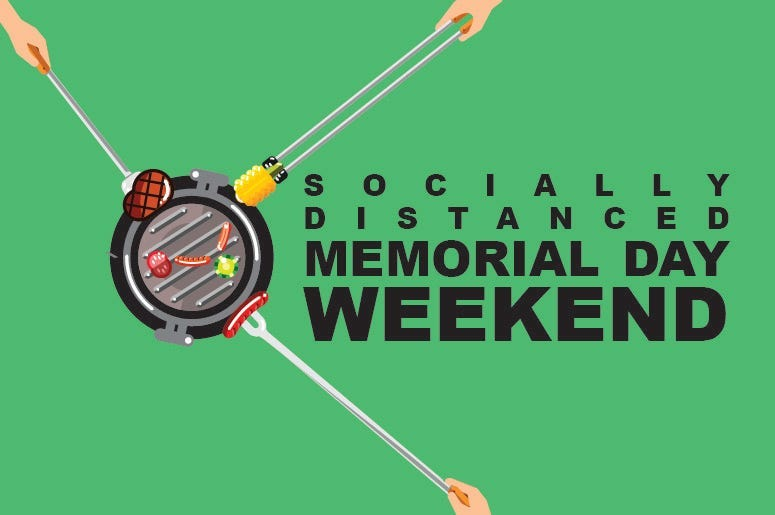 Memorial Day Weekend on KISW