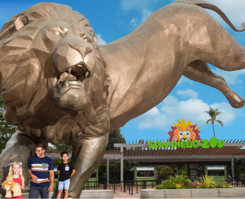 Listen all weekend for your chance to win a 4-pack of tickets to the San Diego Zoo