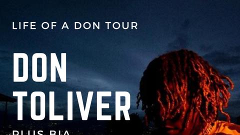 Life of A Don Tour