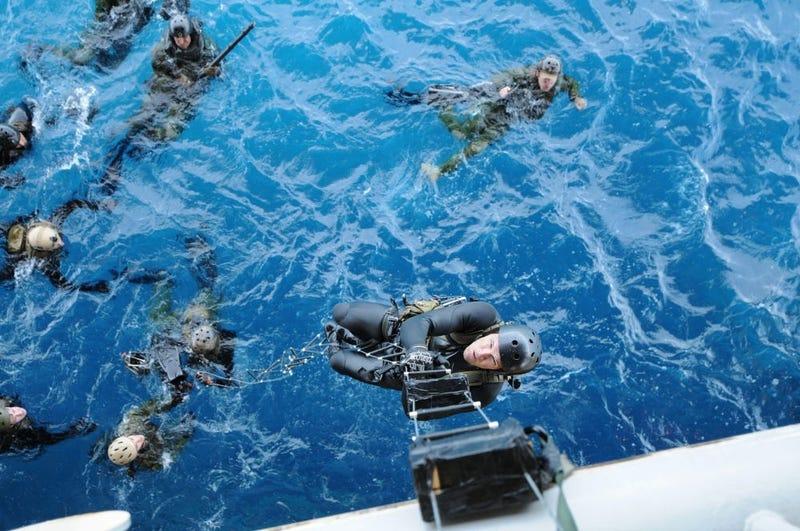 SEAL training