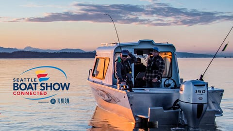 Seattle Boat Show: Connected