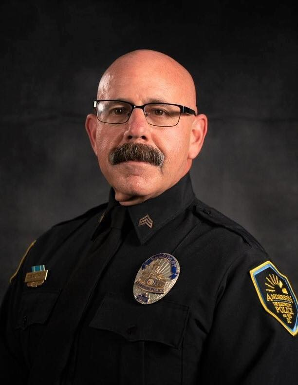 Sgt Ethan Kaskin - City of Anderson PD