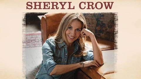 Sheryl Crow - RESCHEDULED