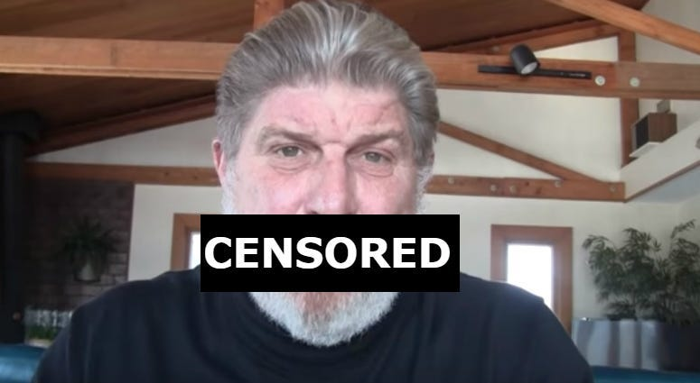 Photo of Don Shipley whose popular Stolen Valor channel buds131 has been taken down by YouTube